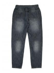 Older Boys Blue Pull On Jeans