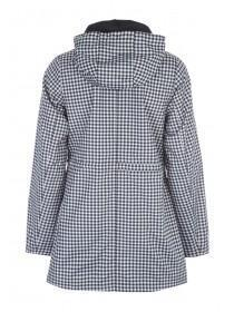 Womens Gingham Glam-A-Mac Jacket