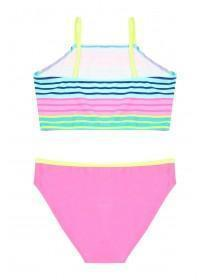Older Girls Striped Tankini