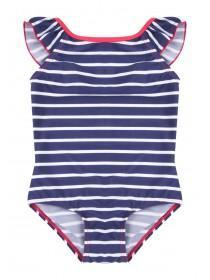 Younger Girls Blue Entry Swimsuit