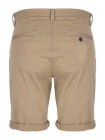 Mens Tan Chino Shorts