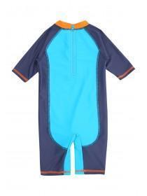 Baby Boys Blue Sunsafe Swim Suit