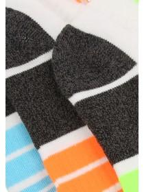 Mens 3PK White Performance Socks