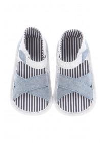 Baby Boys Blue Sandals