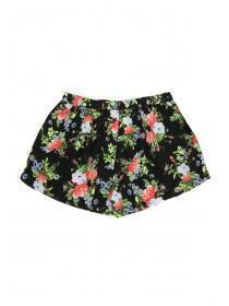 Older Girls Floral Shorts