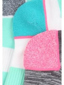 Womens 3PK Supersoft Microfibre Socks