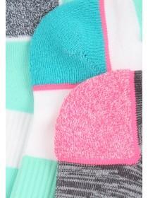 Womens 3PK Supersoft Microfibre Socks
