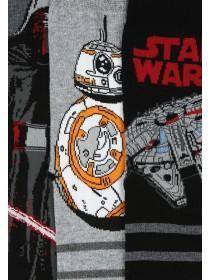 Star Wars 3pk Socks