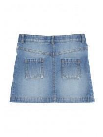 Younger Girls Denim Skirt