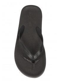Mens Black Eva Sandals