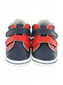 Baby Boys Dark Blue Shoe Trainer