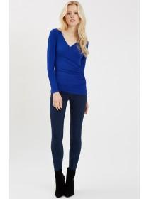 Jane Norman Mid Blue Jegging