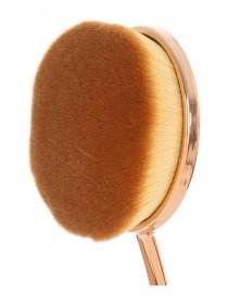 Black Large Face Make-up Brush
