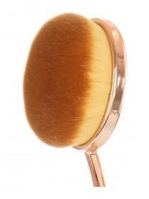 Black Medium Face Make-up Brush
