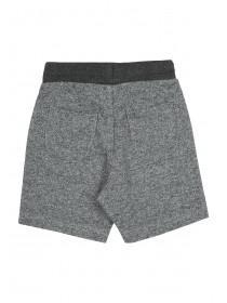 Younger Boys Grey Jogger Shorts