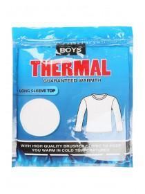 Boys Long Sleeved Thermal Top