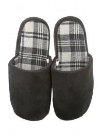 Mens Washable Mule Slippers