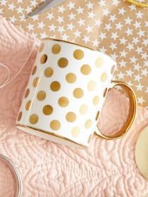 Gold Spot Mug