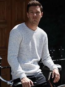 Mens Natural Jumper