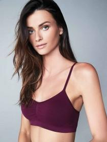 Womens Berry Seam Free Bra