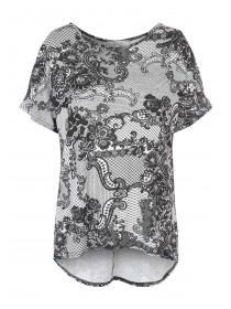 Womens Placement Print Tunic