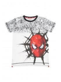 Younger Boys Spiderman Homecoming T-Shirt