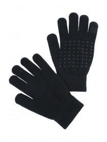 Womens Black Magic Grip Gloves