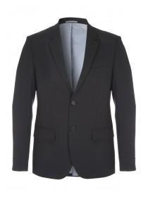Mens Black Bi Stretch Jacket
