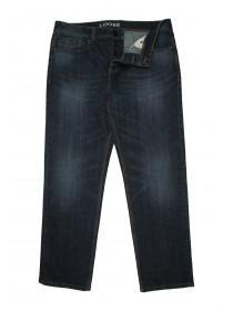 Mens Indigo Loose Fit Jeans