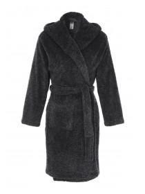 Mens Grey Dressing Gown