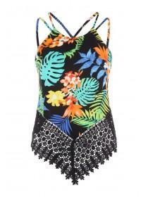 Jane Norman Floral Strappy Top