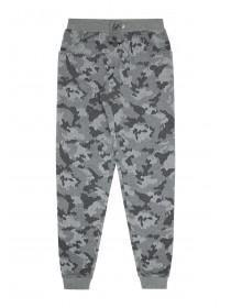 Older Girls Grey Camo Joggers