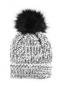 Older Girls Monochrome Beanie