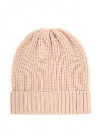 Older Girls Pale Pink Beanie Hat