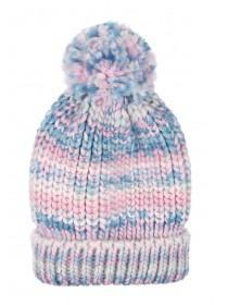 Older Girls Multicoloured Knitted Hat