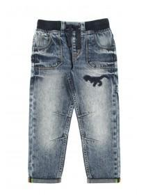 Younger Boys Mid Wash Jeans
