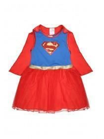 Kids Super Girl Dress Up Set