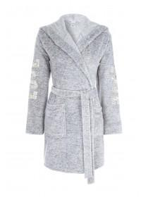 Womens Sequin Dressing Gown