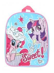 Younger Girls Blue My Little Pony Backpack