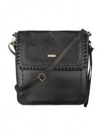 Womens Stitch and Cutout Bag