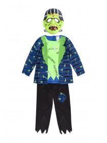 Kids Frankenstein Dress Up Costume