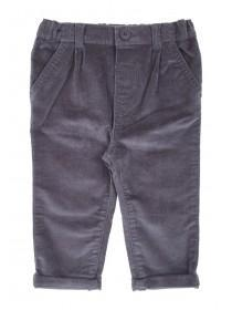 Baby Boys Grey Cord Trousers