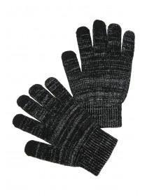 Womens Black Touch Screen Gloves