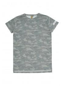Older Boys Camo Print T-Shirt