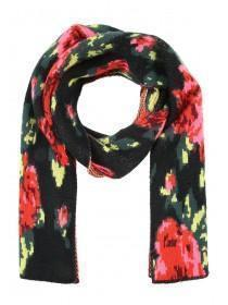Womens Floral Scarf