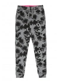 Older Girls Floral Joggers