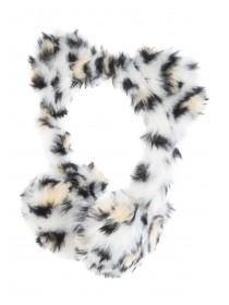 Older Girls Grey Animal Earmuffs