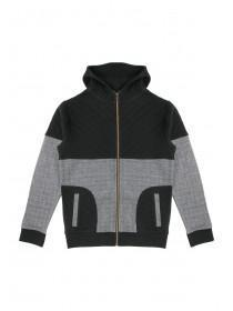 Older Boys Herringbone Quilted Hoody