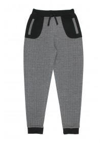 Older Boys Herringbone Quilted Joggers