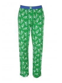 Mens Green 7 UP Loungepants